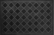 Diana Doormat 40x60cm Square Black