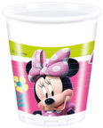 Procos Minnie Happy Helpers Plastic Cup 200ml