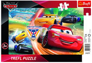 Trefl Puzzle Disney Cars 3 15pcs 31277T