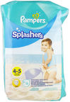 Pampers Splashers S4 11