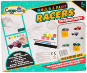 Color Time Mold & Paint Racers 8507