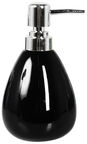 Axentia Soap Dispenser Piza Black
