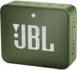 JBL GO 2 Bluetooth Speaker Moss Green