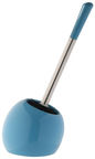 Axentia Toilet Brush Piza Blue