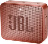 JBL GO 2 Bluetooth Speaker Sunkissed Cinnamon
