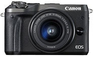Canon EOS M6 Kit + EF-M 15-45mm IS STM Black