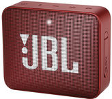JBL GO 2 Bluetooth Speaker Ruby Red