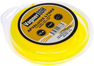 Vagner Trimmer Line 3mm 15m Round Yellow