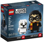 LEGO Brick Headz Harry Potter & Hedwig 41615