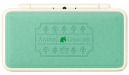 Nintendo New 2DS XL Animal Crossing Edition incl. Animal Crossing: New Leaf