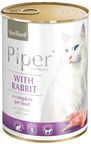 Dolina Noteci & Piper Complete Cat Food Sterilised With Rabbit 400g