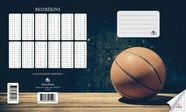Jānis Roze Exercise Book JR8 12 Pages Basketball