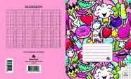 Jānis Roze Exercise Book JR8 12 Pages Girl Power