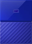 Western Digital 3TB My Passport USB 3.0 Blue WDBYFT0030BBL-WESN