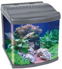 Boyu Mini Aquarium MT-50G Grey