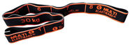 Sveltus Multi Elastiband 30kg Black Orange