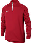 Nike Shirt Drill Top Academy JR 839358 657 Red L