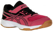 Asics Kids Volleyball Shoes Upcourt 2 Ps C735Y-1995 Red 35