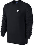 Nike Sweatshirt NSW CRW 804342 010 Black XL
