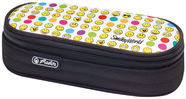 Herlitz Pencil Pouch Case Airgo World Rainbow Faces 50015214