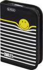 Herlitz Pencil Case 19 Pcs Smiley Stripes 50015382