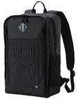 Puma S Backpack 075581 01 Black