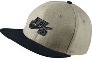 Nike Hat SB Raw Canvas Pro 821606-239 Unisex Brown