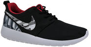 Nike Running Shoes Roshe One Print Gs 677782-012 Black 40