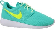 Nike Running Shoes Roshe One Gs 599729-302 Turquoise 37.5