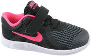 Nike Kids Shoes Revolution 4 TDV 943308-004 Black 23.5