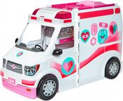Mattel Barbie Medical Vehicle FRM19