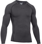 Under Armour Heatgear Compression Longsleeve 1257471-090 Gray L