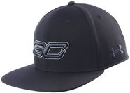Under Armour Cap Steph Curry SC30 1286973-001 Black Unisex