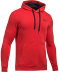 Under Armour Hoodie Rival Fitted 1302292-600 Red XL