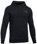 Under Armour Hoodie Rival Fitted 1302292-001 Black M