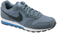 Nike Running Shoes Md Runner 807316-408 Grey 36