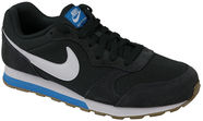 Nike Running Shoes Md Runner Gs 807316-007 Black 38