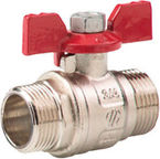 ARCO Nile MM Ball Valve with Short Handle 3/4''
