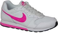 Nike Running Shoes Md Runner 2 Gs 807319-106 White 38.5