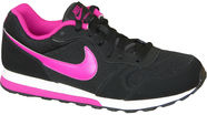 Nike Running Shoes Md Runner 2 Gs 807319-006 Black 38.5