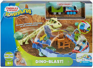 Fisher Price Thomas & Friends Adventures Dino-Blast FJP86