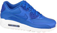 Nike Sneakers Air Max 90 Gs 724821-402 Blue 38