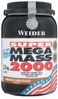 Weider Mega Mass 2000 Smooth Chocolate 1.5kg