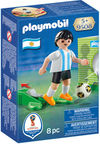 Playmobil National Team Player Argentina 9508