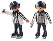 Playmobil Sports & Action Ice Hockey Referees 6191