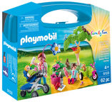 Playmobil Family Fun Family Picnic Carry Case 9103