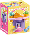 Playmobil Ice Cream Shop Sand Bucket 9406