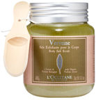 L´Occitane Verbena Body Salt Scrub 400g