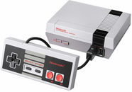 Nintendo Classic Mini: NES Super Nintendo Entertainment System