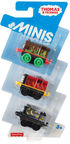 Fisher Price Thomas & Friends Minis 3-Pack Assortment CHL60